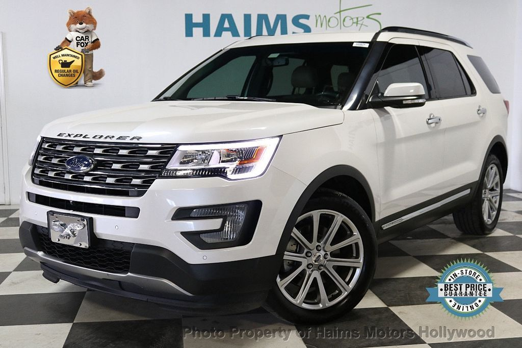 2017 Ford Explorer Limited FWD - 18156034 - 0