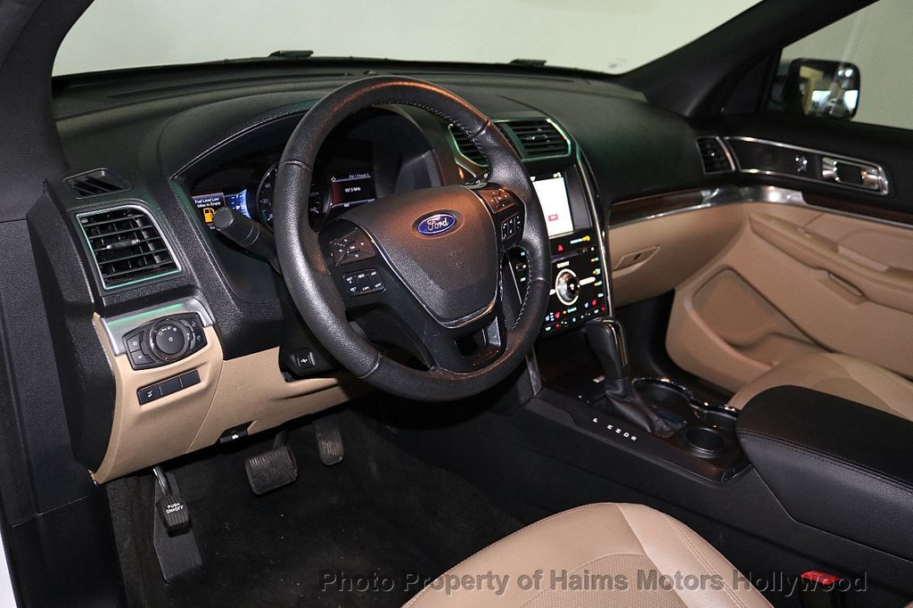 2017 Ford Explorer Limited FWD - 18156034 - 22