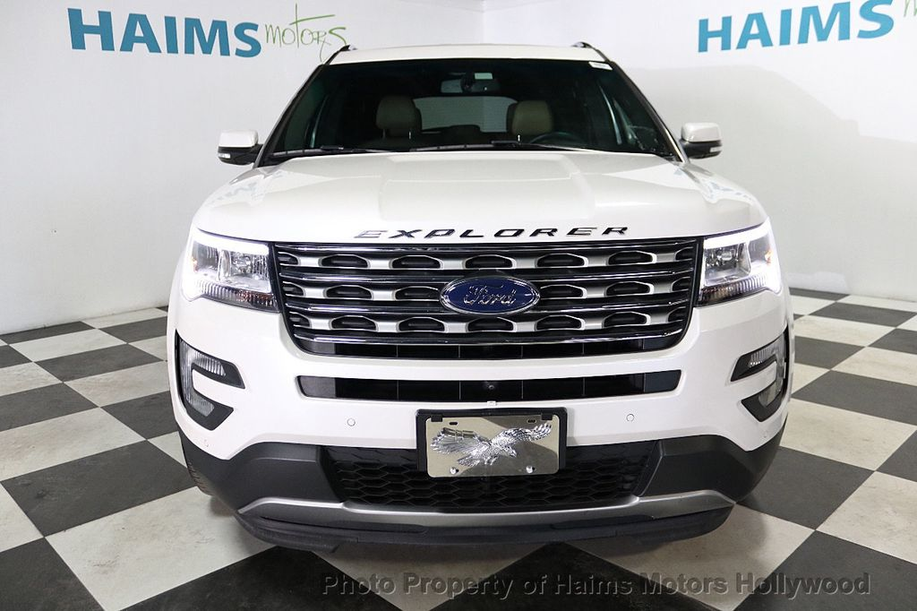 2017 Ford Explorer Limited FWD - 18156034 - 2