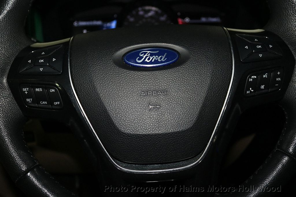 2017 Ford Explorer Limited FWD - 18156034 - 30