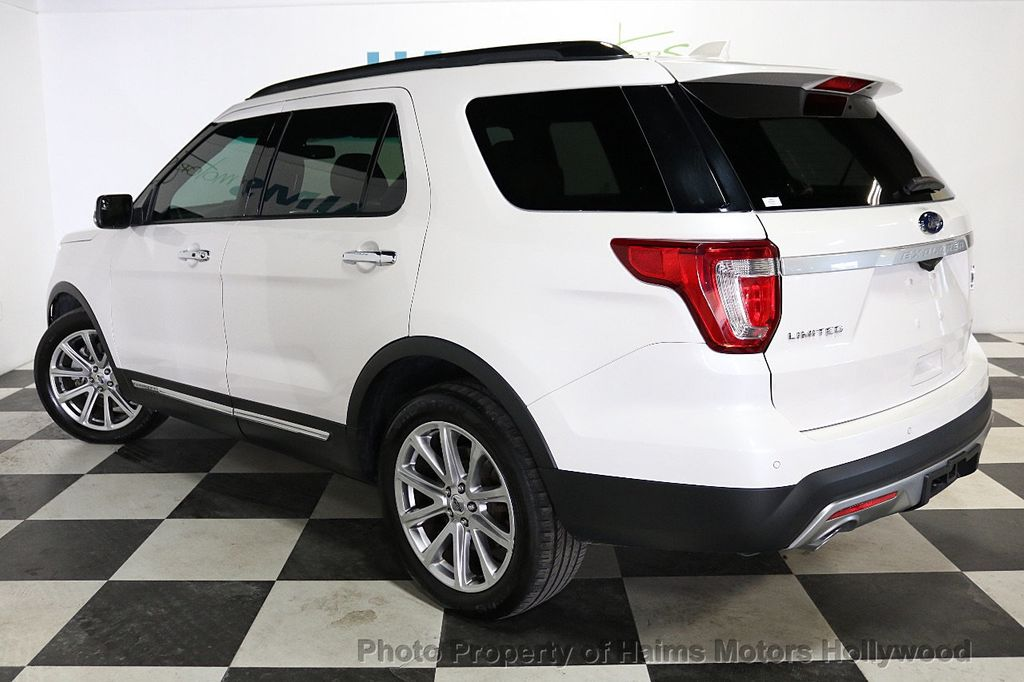 2017 Ford Explorer Limited FWD - 18156034 - 4