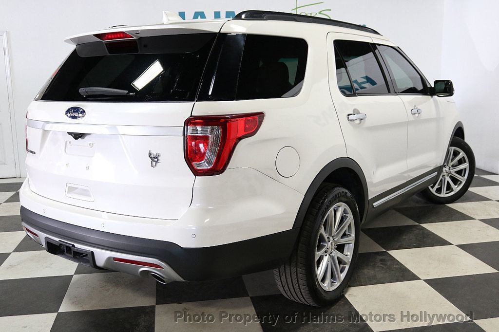2017 Ford Explorer Limited FWD - 18156034 - 6