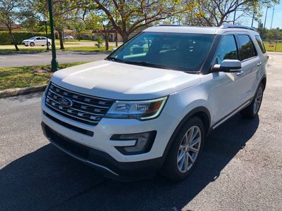 2017 Ford Explorer Limited FWD SUV