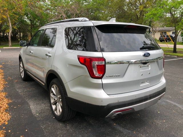 2017 Ford Explorer Limited FWD - Click to see full-size photo viewer
