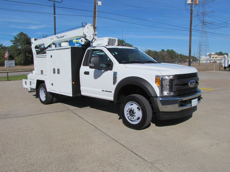2017 Ford F550 Mechanics Service Truck 4x4 - 16652984 - 1
