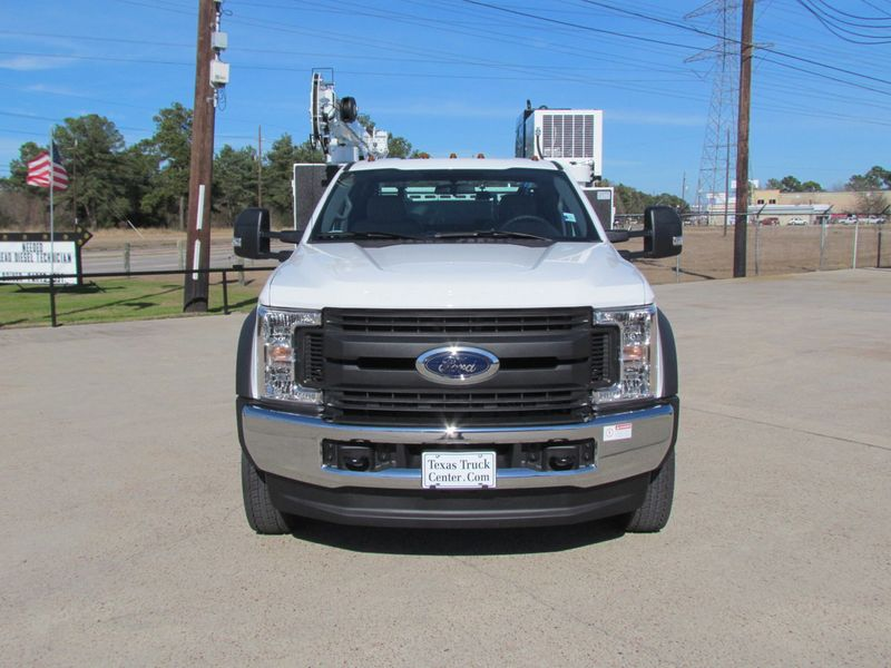 2017 Ford F550 Mechanics Service Truck 4x4 - 16652984 - 2