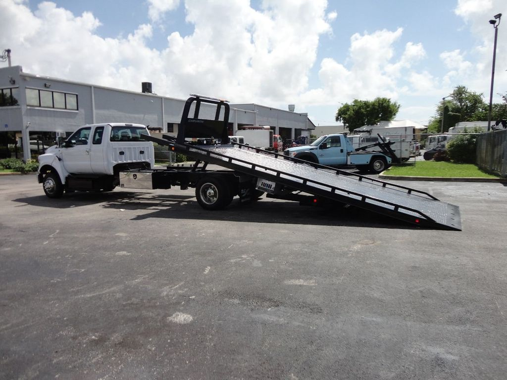 2017 Ford F650 21.5FT CHEVRON ROLLBACK TOW TRUCK..(LCG) - 17948879 - 10