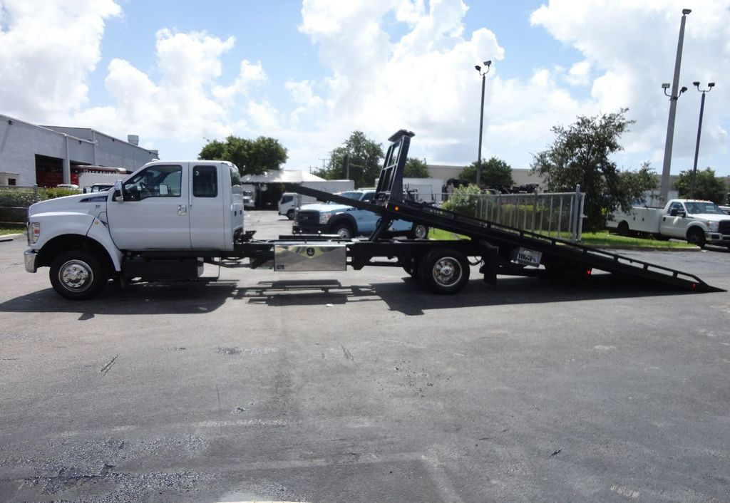 2017 Ford F650 21.5FT CHEVRON ROLLBACK TOW TRUCK..(LCG) - 17948879 - 11