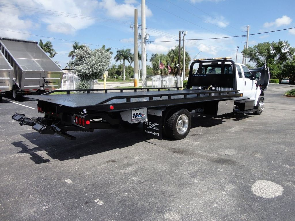2017 Ford F650 21.5FT CHEVRON ROLLBACK TOW TRUCK..(LCG) - 17948879 - 27