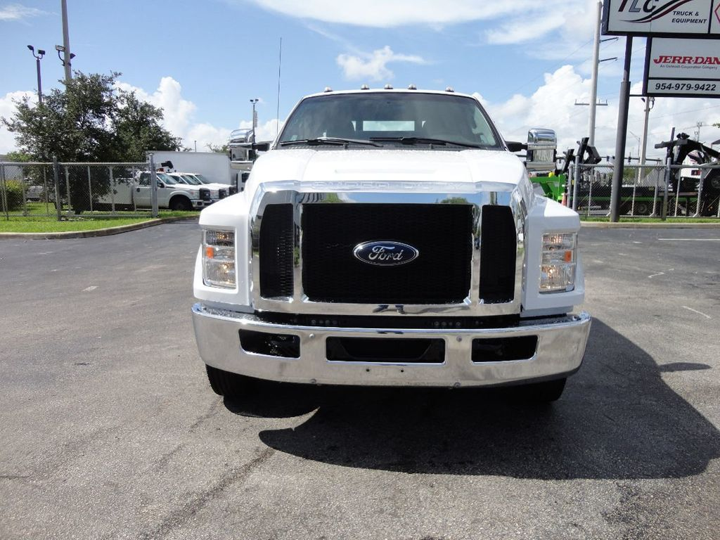 2017 Ford F650 21.5FT CHEVRON ROLLBACK TOW TRUCK..(LCG) - 17948879 - 2