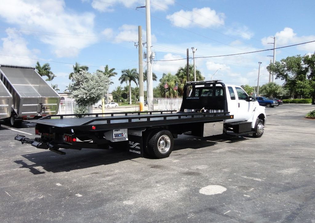 2017 Ford F650 21.5FT CHEVRON ROLLBACK TOW TRUCK..(LCG) - 17948879 - 37