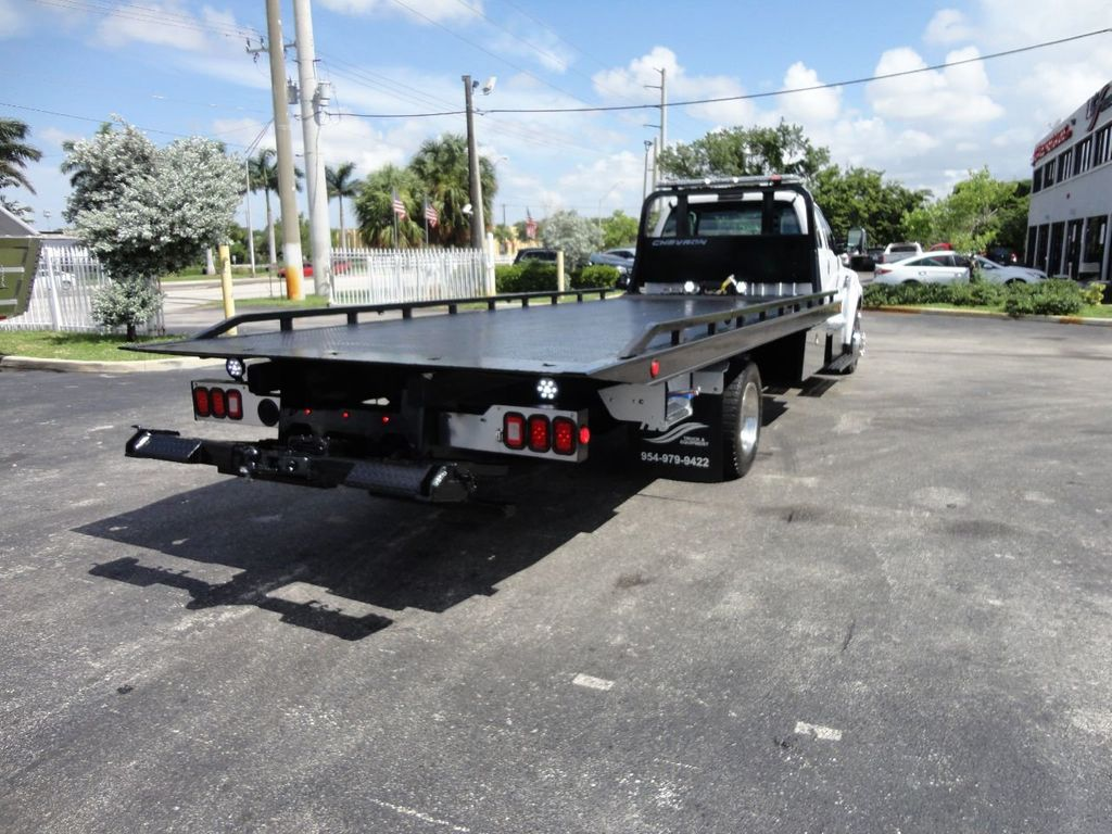 2017 Ford F650 21.5FT CHEVRON ROLLBACK TOW TRUCK..(LCG) - 17948879 - 38
