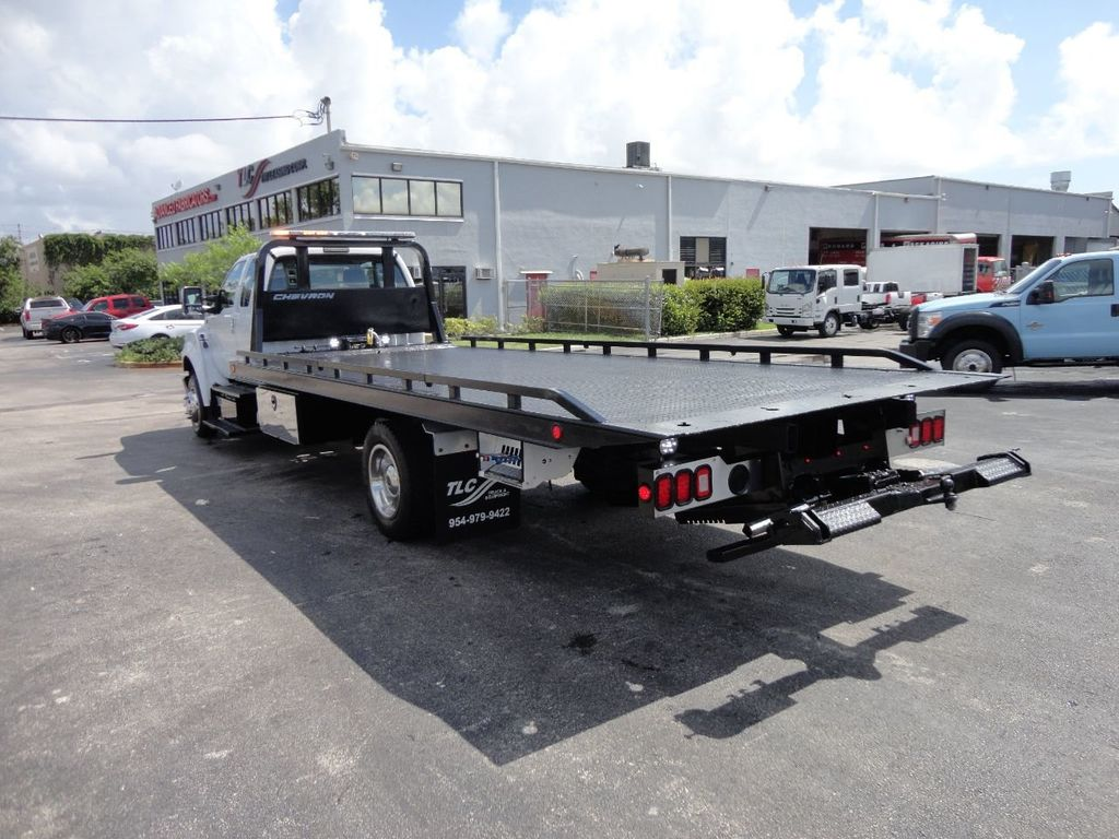 2017 Ford F650 21.5FT CHEVRON ROLLBACK TOW TRUCK..(LCG) - 17948879 - 40