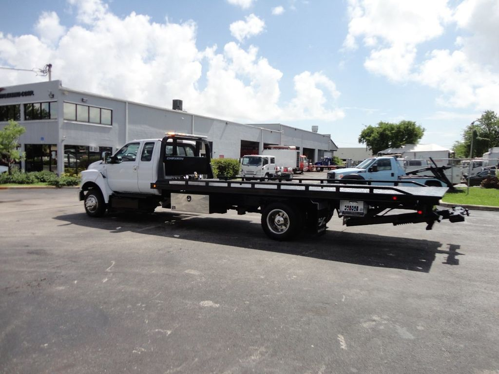 2017 Ford F650 21.5FT CHEVRON ROLLBACK TOW TRUCK..(LCG) - 17948879 - 41