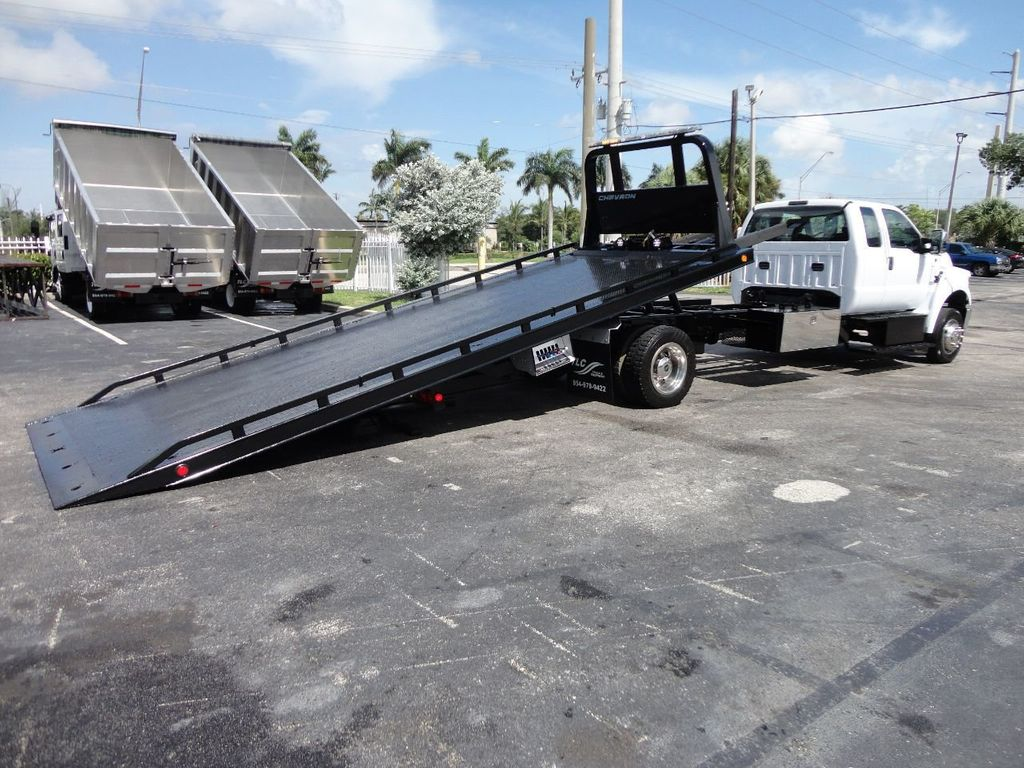 2017 Ford F650 21.5FT CHEVRON ROLLBACK TOW TRUCK..(LCG) - 17948879 - 6