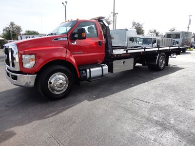 2017 Ford F650