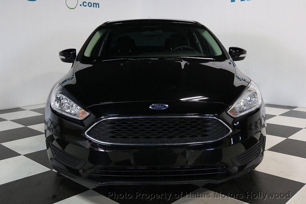 2017 Ford Focus SE Sedan - 17482577 - 2