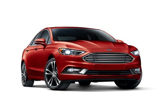 2017 Ford Fusion  - 16509263 - 0