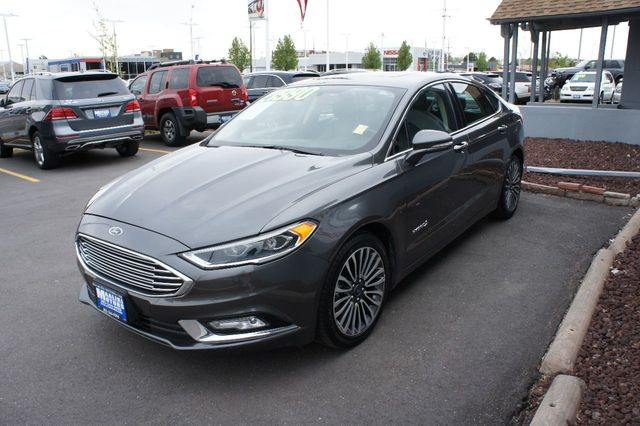 2017 Ford Fusion  - 17638299 - 1