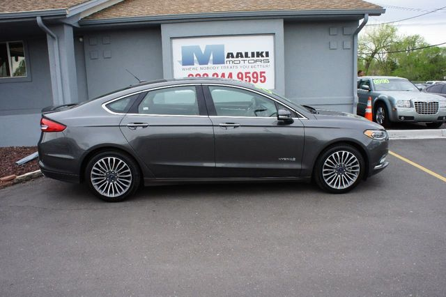 2017 Ford Fusion  - 17638299 - 2