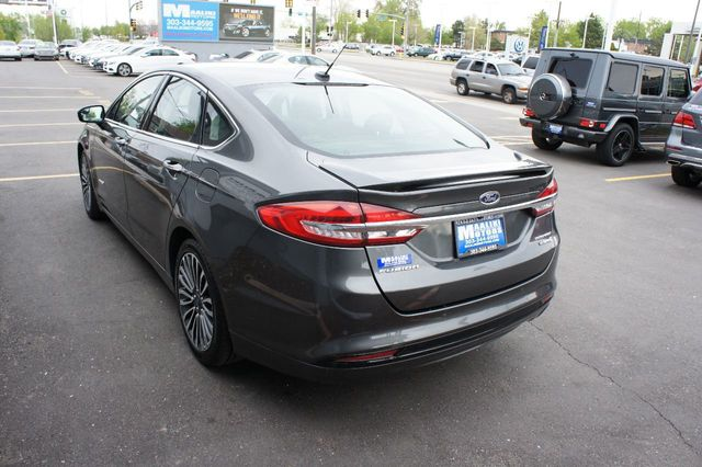 2017 Ford Fusion  - 17638299 - 5