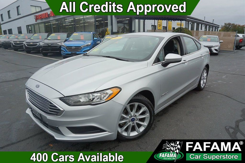 Used Ford Fusion Hybrid >> 2017 Used Ford Fusion Hybrid Se At Fafama Auto Sales Serving Boston Milford Framingham Ma Iid 19320662