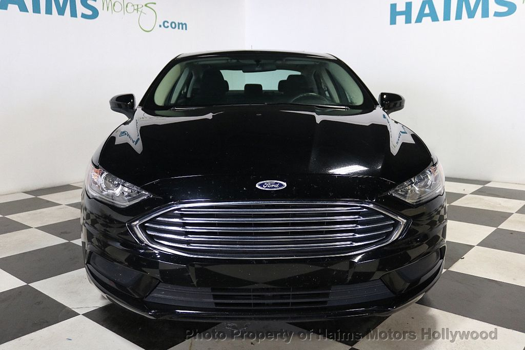 Ford Dealership Fort Lauderdale >> 2017 Used Ford Fusion Hybrid SE FWD at Haims Motors Serving Fort Lauderdale, Hollywood, Miami ...