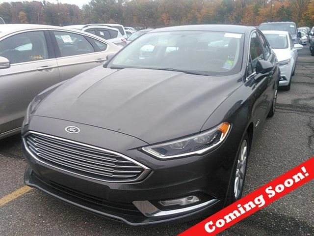 Used Ford Fusion Hybrid >> 2017 Used Ford Fusion Hybrid Se Fwd At North Coast Auto Mall Parent Serving Akron Oh Iid 19648825