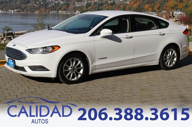 Used Ford Fusion Hybrid >> Used Ford Fusion At Calidad Autos Serving Burien Wa