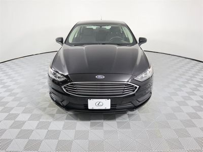 2017 Ford Fusion Hybrid SE FWD Sedan - Click to see full-size photo viewer