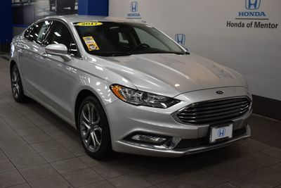 2017 Ford Fusion SE AWD Sedan - Click to see full-size photo viewer