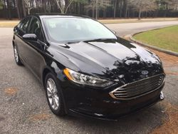 2017 Ford Fusion - 3FA6P0HD8HR249709