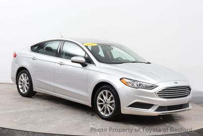 2017 Ford Fusion SE FWD Sedan - Click to see full-size photo viewer