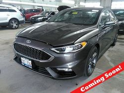 2017 Ford Fusion - 3FA6P0VP1HR240851