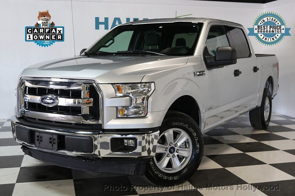 2017 Ford F-150  - 17450599 - 0
