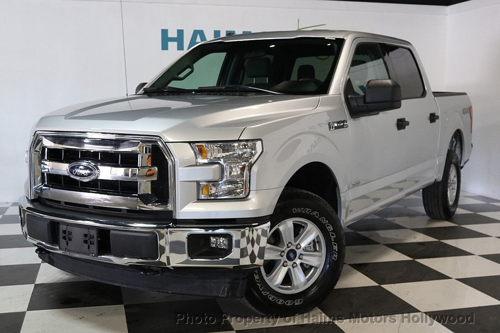 2017 Ford F-150  - 17450599 - 1