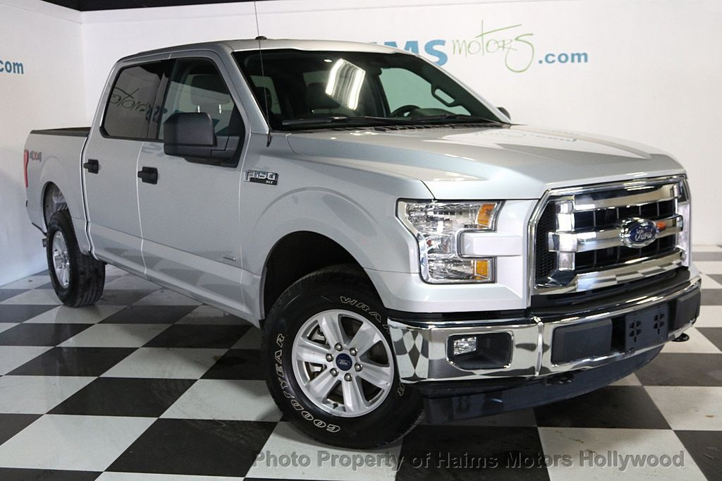 2017 Ford F-150  - 17450599 - 3