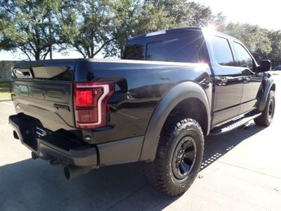 2017 Ford F-150 2017 FORD F-150 RAPTOR 4WD SUPERCREW, 1-OWNER, PANO ROOF, NAVI - Click to see full-size photo viewer