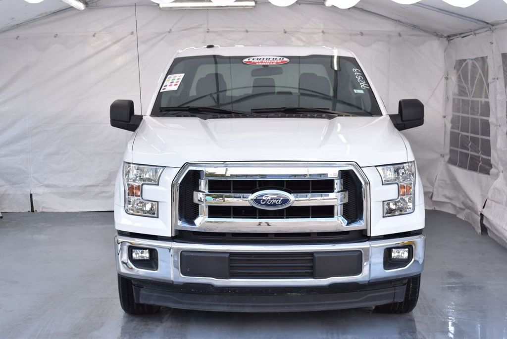 2017 Ford F-150 Lariat 2WD SuperCab 8' Box - 18290916 - 2