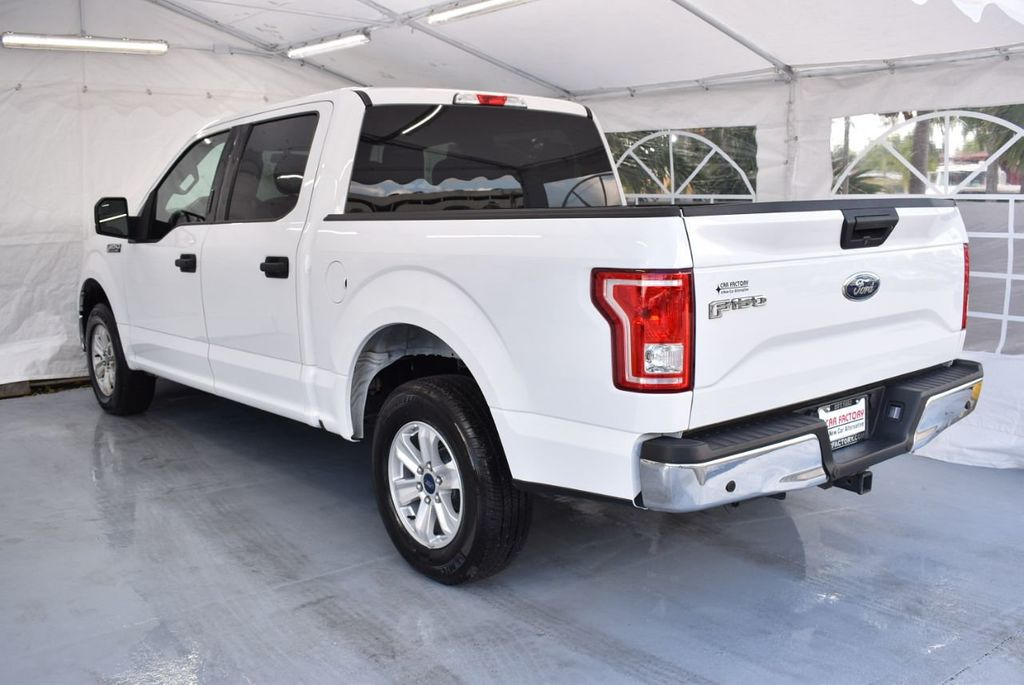 2017 Ford F-150 Lariat 2WD SuperCab 8' Box - 18290916 - 3
