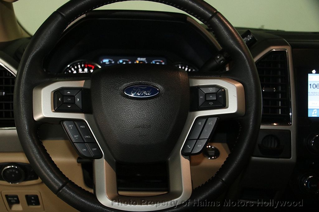 2017 Used Ford F 150 Lariat 2wd Supercrew 5 5 Box At Haims Motors Hollywood Serving Fort