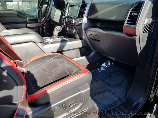 2017 Ford F-150 Lariat Special Edition Package4WD SuperCrew 5.5' Box FX4 Offroad - Click to see full-size photo viewer