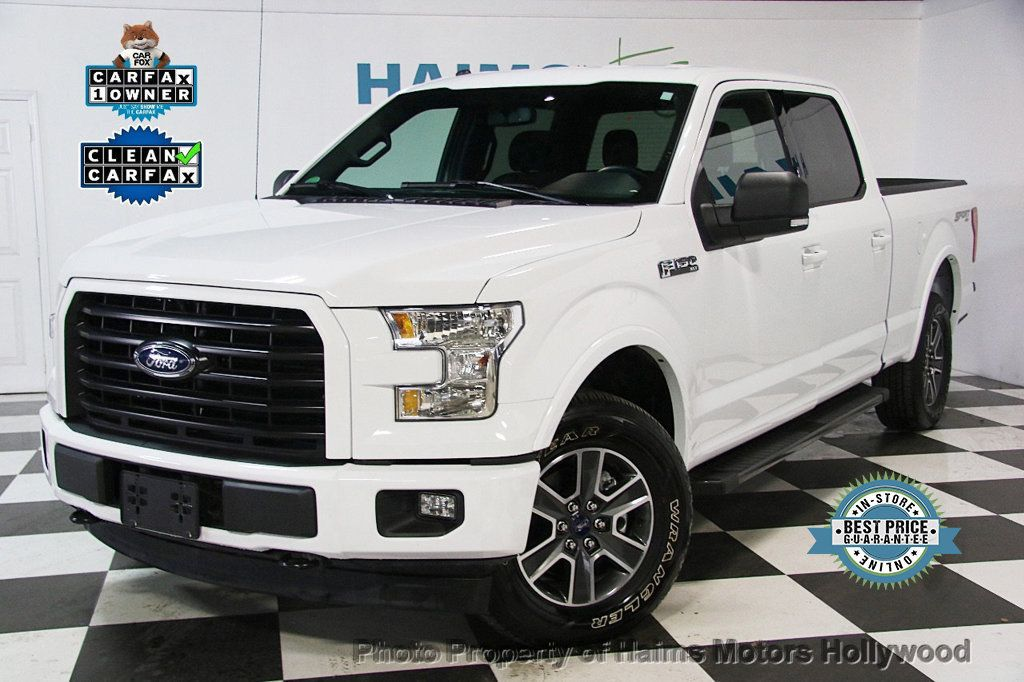 2017 used ford f 150 sport 4 4 at haims motors serving fort lauderdale hollywood miami fl. Black Bedroom Furniture Sets. Home Design Ideas