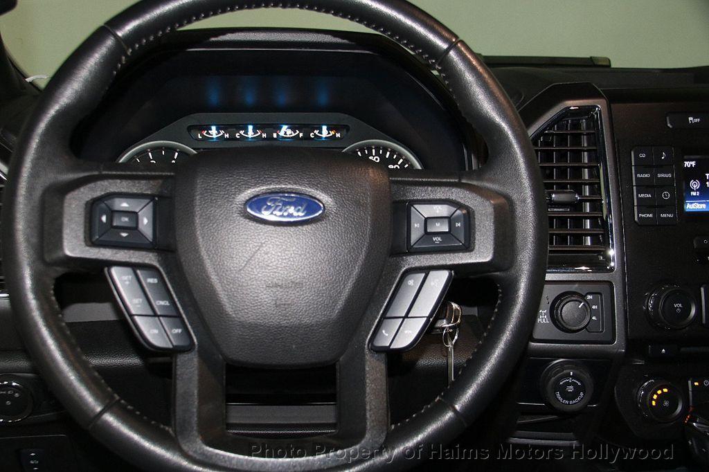 2017 Ford F-150 SPORT 4*4 - 17220024 - 27