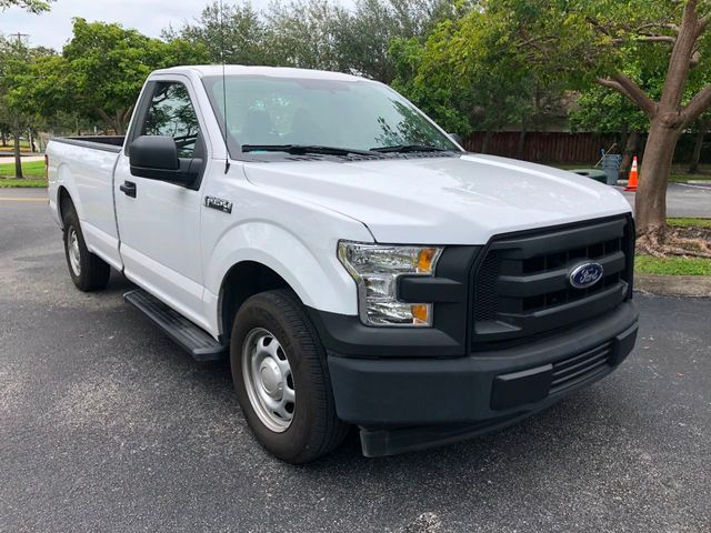 2017 Ford F-150 XL 2WD Reg Cab 6.5' Box - Click to see full-size photo viewer