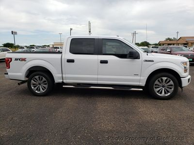 2017 Ford F-150 XL 2WD SuperCab 6.5' Box - Click to see full-size photo viewer