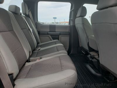 2017 Ford F-150 XL 4WD SuperCrew 5.5' Box - Click to see full-size photo viewer