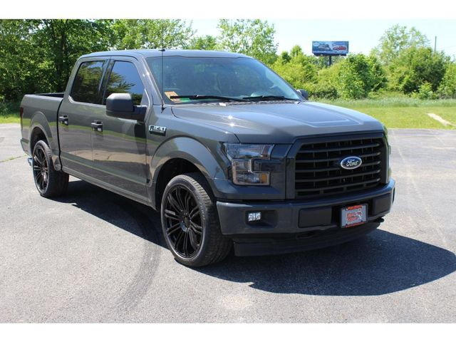 2017 Ford F 150 Xlt Truck Crew Cab Not Specified For Sale Goshen In 33 516 Motorcar Com