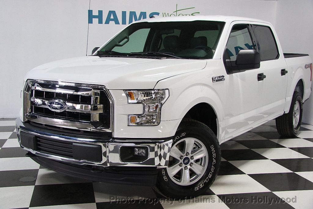 Ford Dealer Miami >> 2017 Used Ford F-150 XLT 4WD SuperCrew 5.5' Box at Haims