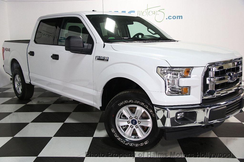 2017 Ford F 150 Xlt 4wd Supercrew 5 Box 16441591 2